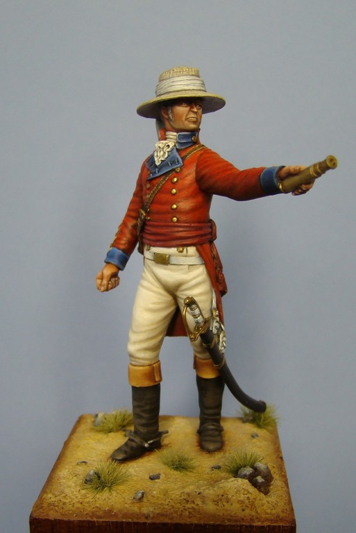 Assaye - Major General Arthur Wellesley - 1803