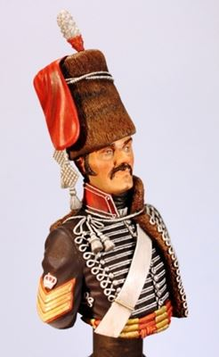 Picture of Sergeant The 15th Kings Hussars (Bust)