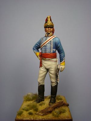 Picture of Assaye - Lieutenant Colonel Patrick Maxwell  - 1803
