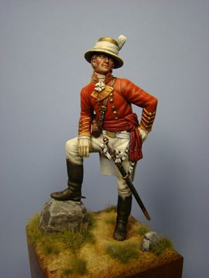Picture of Assaye - Captain William Barclay -  1803