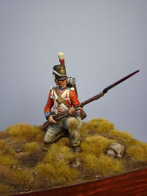 Picture of Waterloo - Private of Grenadier Guards - Kneeling