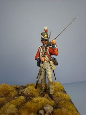 Picture of Waterloo - Private of Grenadier Guards - Standing