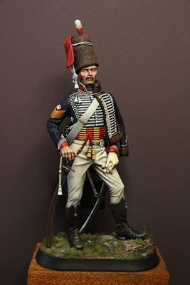 Hawk Miniatures: Sergeant of the 15th Kings Hussars