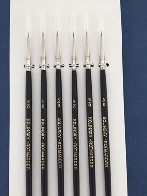 Kolinsky Sable Brush Set Size 5/0